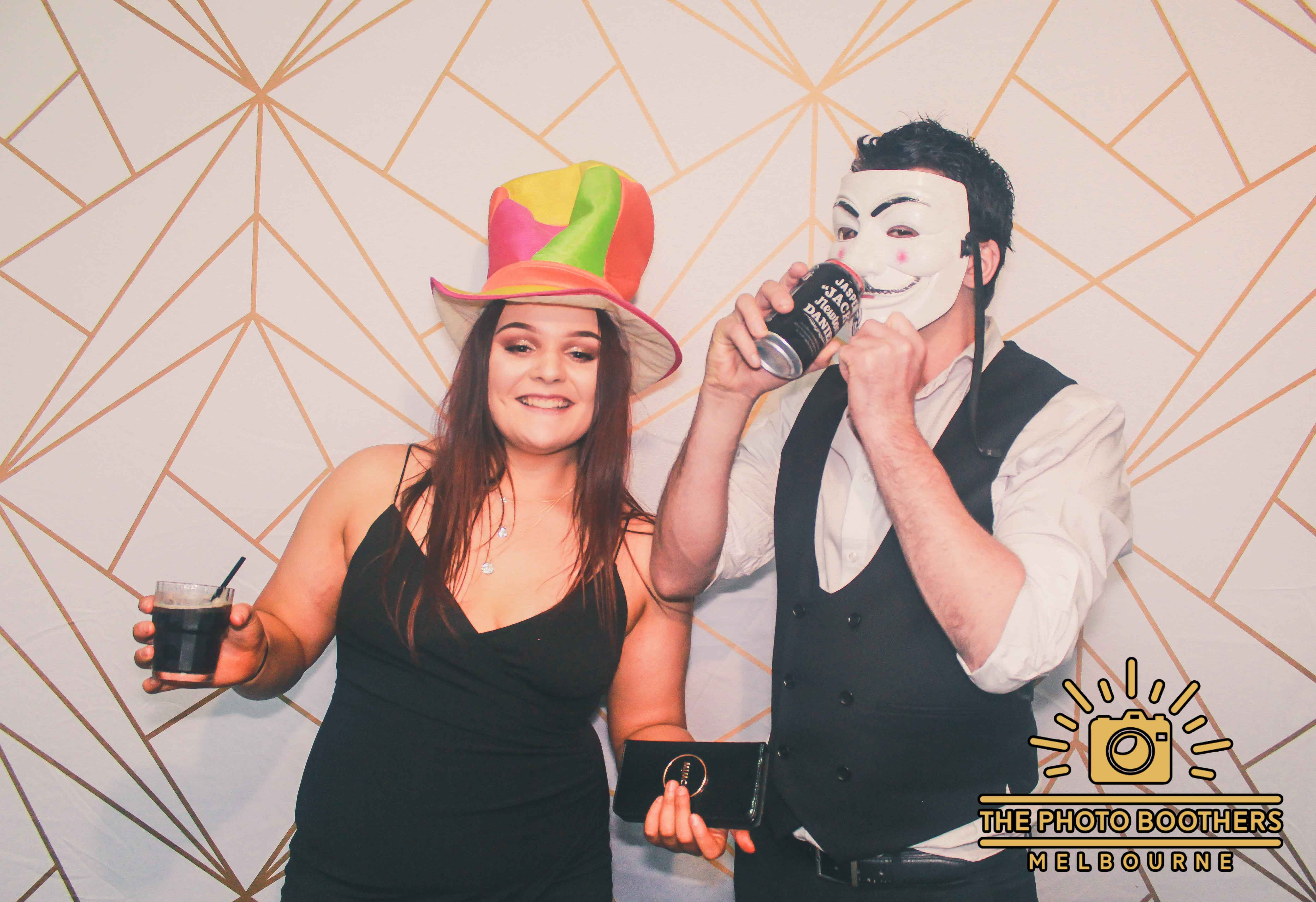 Open PhotoBooth Hire | Affordable Open Booths Melbourne